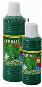AGRECOL NAWÓZ DO PAPROCI VIT 0,5L W-WA