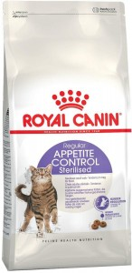 ROYAL CANIN APPETITE CONTROL STERILISED  2KG STERYLIZOWANY