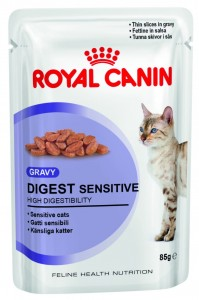 ROYAL CANIN DIGEST SENSITIVE 85G SASZETKA NA TRAWIENIE KOTA