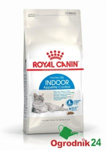 RC20693 ROYAL CANIN INDOOR APPETITE CONTROL DLA KOTA 400G W-WA