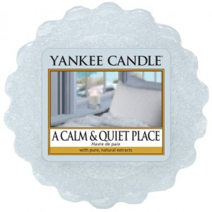 Yankee Candle wosk A Calm & Quiet Place jaśmin piżmo paczula