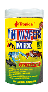 TROPICAL MINI WAFERS MIX 18G