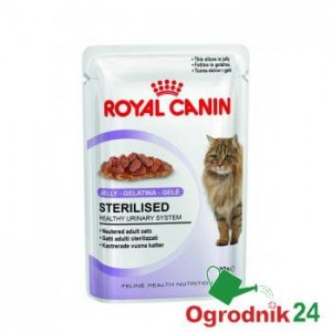 ROYAL CANIN 20808 STERILISED SASZETKA W GAL. 85G