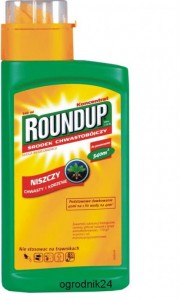 Roundup Ultra 170SL koncentrat na chwasty 540ml SUBSTRAL
