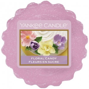 Yankee Candle wosk Floral Candy słodki kwiatowy