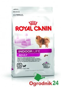 RC21280 ROYAL CANIN INDOOR LIFE ADULT SMALL DOG DLA PSA 1,5KG W-WA