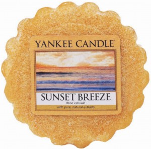 YANKEE CANDLE WOSK SUNSET BREEZE KOMINEK MANGO