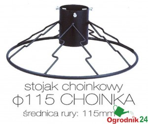 STOJAK CHOINKOWY 231 METALOWY DO CHOINEK W-WA