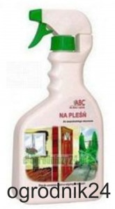 ABC SPRAY NA PLEŚŃ 600ML W-WA