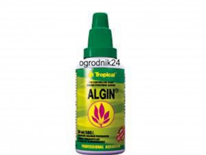 TROPICAL ALGIN 30ML PREPARAT DO ZWALCZANIA GLONÓW W AKWARIACH