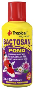 TROPICAL BACTOSAN POND 250ml PREPARAT NA MĘTNĄ WODĘ (1)