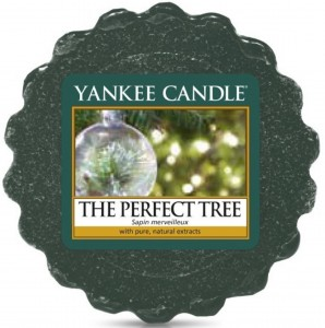 Yankee Candle wosk The Perfect Tree sosna i cedr
