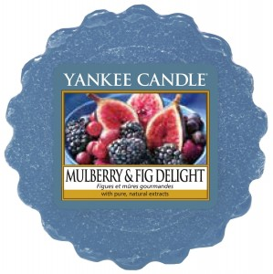 Yankee Candle wosk Mulberry & Fig Delight morwa i figa