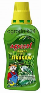 AGRECOL NAWÓZ DO FIKUSÓW 0,75L W-WA