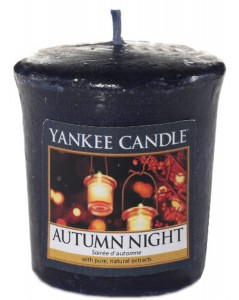 ŚWIECA AUTUMN NIGHT SAMPLER YANKEE CANDLE