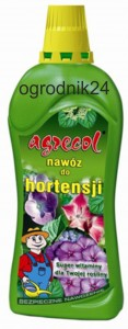AGRECOL NAWÓZ DO HORTENSJI 0,75L W-WA
