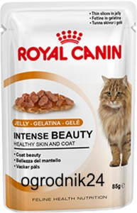 ROYAL CANIN 20793 INTENSE BEAUTY SASZETKA W GAL. 85G
