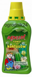 AGRECOL NAWÓZ DO KAKTUSÓW 0,75L W-WA