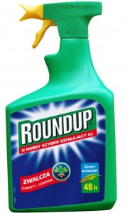Roundup Hobby chwastobójczy spray 1L SUBSTRAL