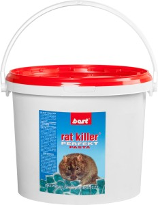 BEST RAT KILLER PERFECT 20KG PASTA TRUTKA NA MYSZY I SZCZURY W-WA