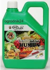 HUMUS ACTIVE DO UPRAW DZIAŁKOWYCH SPRAY 1200ML W-WA