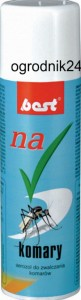BEST NA KOMARY 405ML AEROZOL W-WA