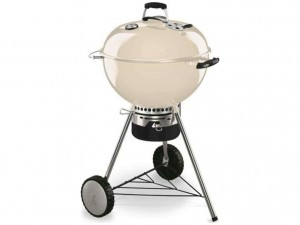GRILL MASTER TOUCH GBS 57cm  KREMOWY WEBER 14505004