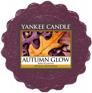 YANKEE CANDLE AUTUMN GLOW WOSK DO KOMINKA