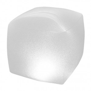 Pływająca lampa LED do basenu CUBE 28694 Intex