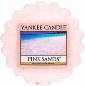 YANKEE CANDLE WOSK PINK SANDS KOMINEK ZAPACH