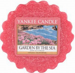 YANKEE CANDLE WOSK GARDEN BY THE SEA KOMINEK KWIATY