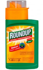 Roundup Ultra 170SL zwalcza chwasty 125ml SUBSTRAL