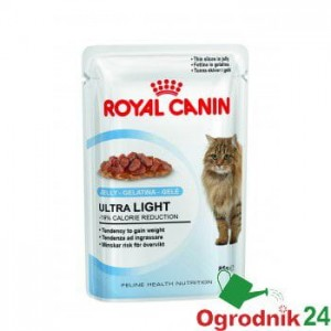 ROYAL CANIN 20796 ULTRA LIGHT SASZETKA W GAL. 85G