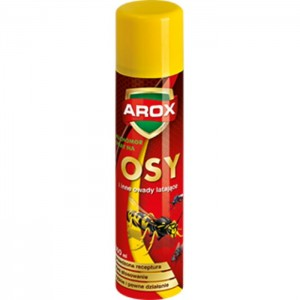 Spray muchozol na osy 750ml MUCHOMOR AROX