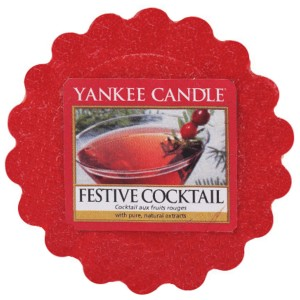 Yankee Candle wosk Festive Cocktail jagody i sosna