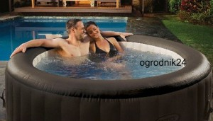 INTEX 28422 BUBBLE SPA JACUZZI JAKUZI BASEN 4 osob
