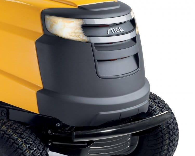 kosiarka traktorek estate 2084h stiga. Black Bedroom Furniture Sets. Home Design Ideas