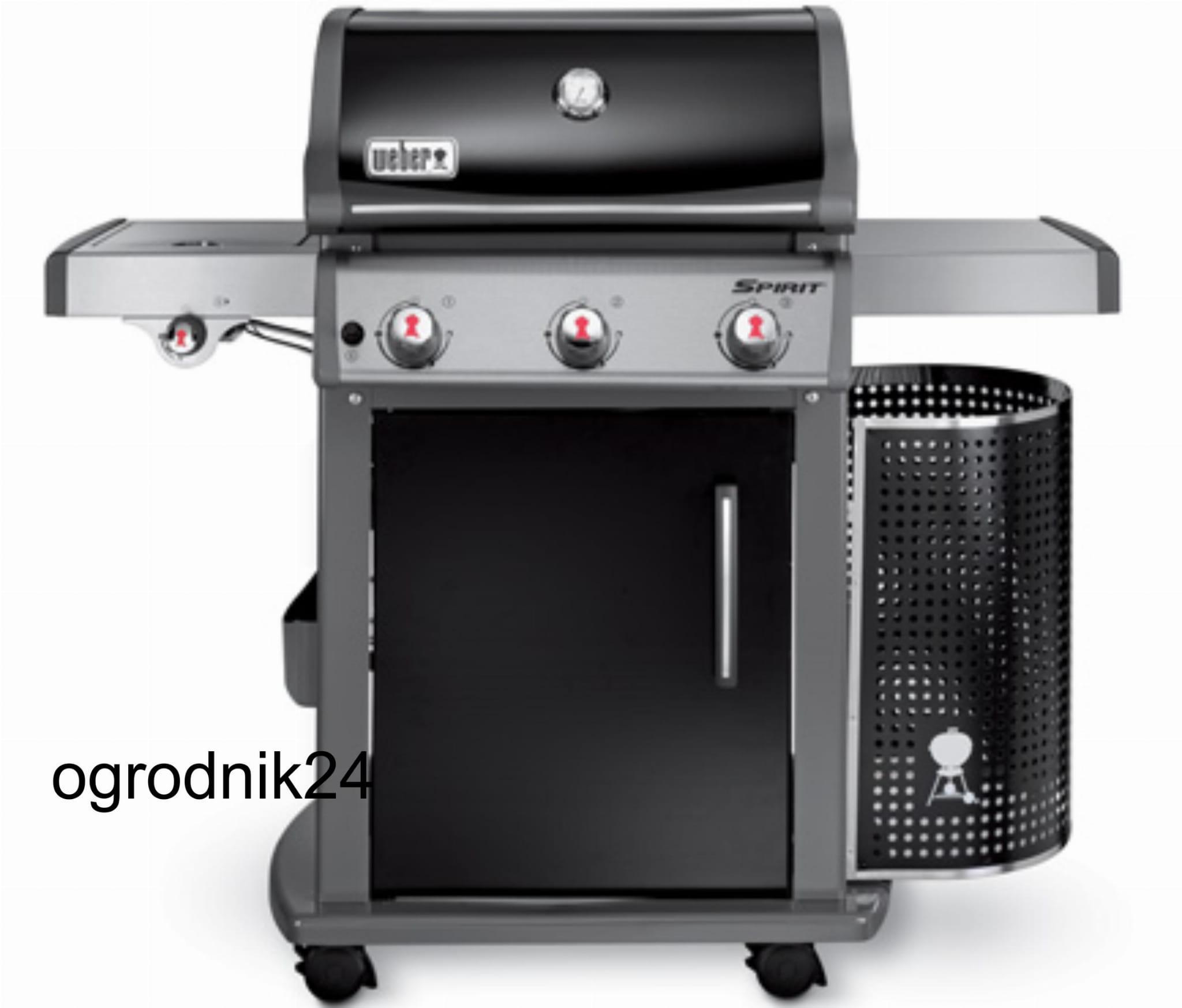 weber 46713333 spirit e 320 premium gbs grill gazowy palnik. Black Bedroom Furniture Sets. Home Design Ideas