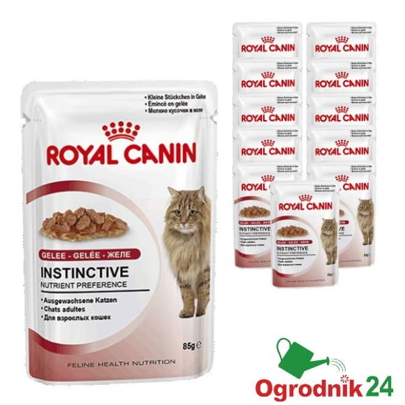 royal canin 18550 instinctive w galaretce 12 x 85g. Black Bedroom Furniture Sets. Home Design Ideas