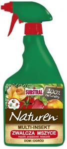 Multi-insekt spray na mszyce kwiaty 750ml SUBSTRAL
