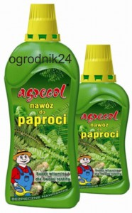 AGRECOL NAWÓZ DO PAPROCI 0,75L W-WA
