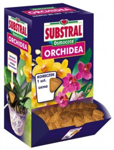 Nawóz do orchidei koreczki 300x5g Osmocote Substral