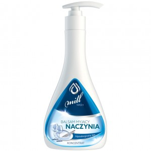 Balsam do naczyń myjący hipoalergiczny 555ml MILL Wash