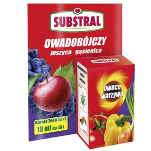 Karate Zeon 050 CS 10ml owadobójczy Substral