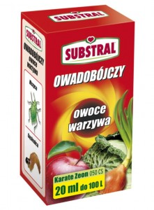 Karate Zeon 050 CS 20ml owadobójczy Substral