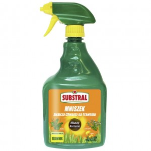 Mniszek spray na chwasty w trawie 750ml SUBSTRAL