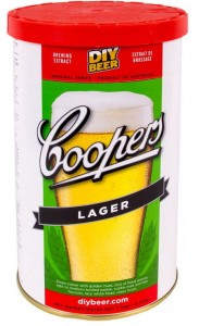 Koncentrat piwa Brewkit Coopers Lager