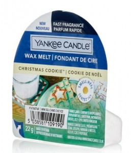 WOSK CHRISTMAS COOKIE YANKEE CANDLE ZAPACH CIASTECZKA