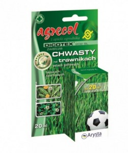 Dicotex 202 SL chwastobójczy 20ml AGRECOL