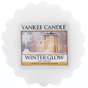 WOSK DO KOMINKA WINTER GLOW YANKEE CANDLE ZIMOWY
